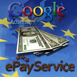 Обналичиваем чеки Google Adsense в ePayService